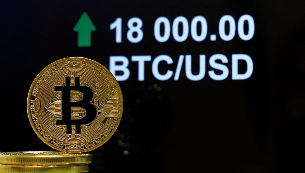 Bitcoin 18000