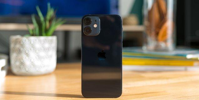 Test iPhone 12 mini : exactement le même... En plus petit