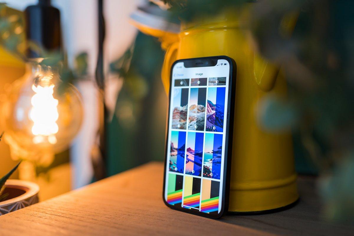 iPhone 12 mini test © © Pierre Crochart pour Clubic