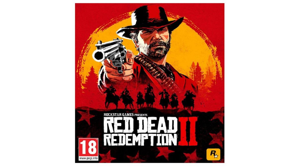 Red Dead Redemption 2 BP