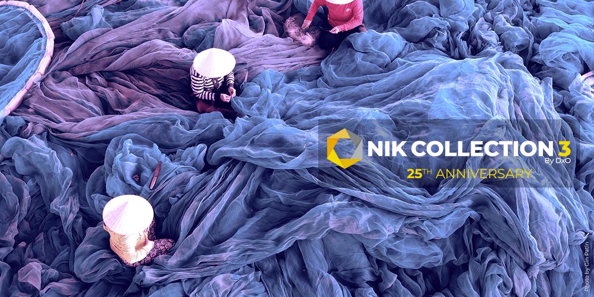 Nik Collection dy DxO © DxO