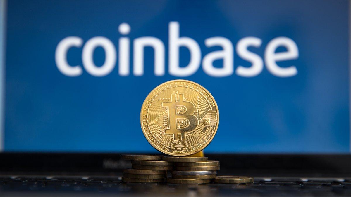 Coinbase © Burdun Iliya / Shutterstock.com