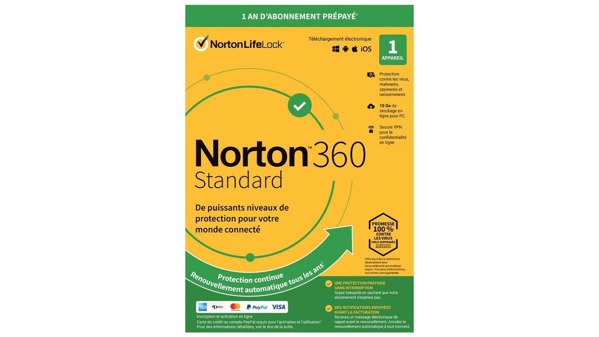 Norton 360 Standard (Mac)