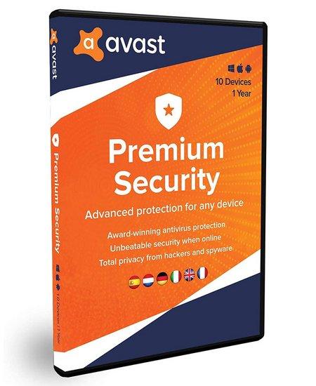 Avast Antivirus 14 (Mac)