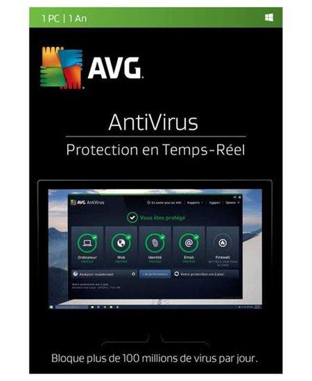 AVG AntiVirus 20 (Mac)