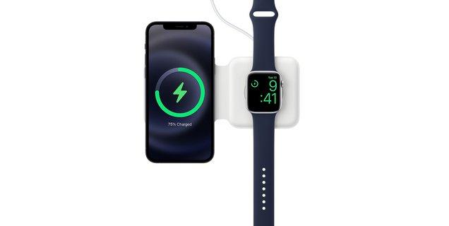 Le MagSafe Duo d'Apple recharge moins vite que le MagSafe