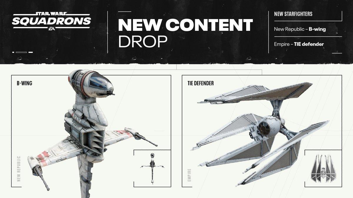 Star Wars Squadrons © EA