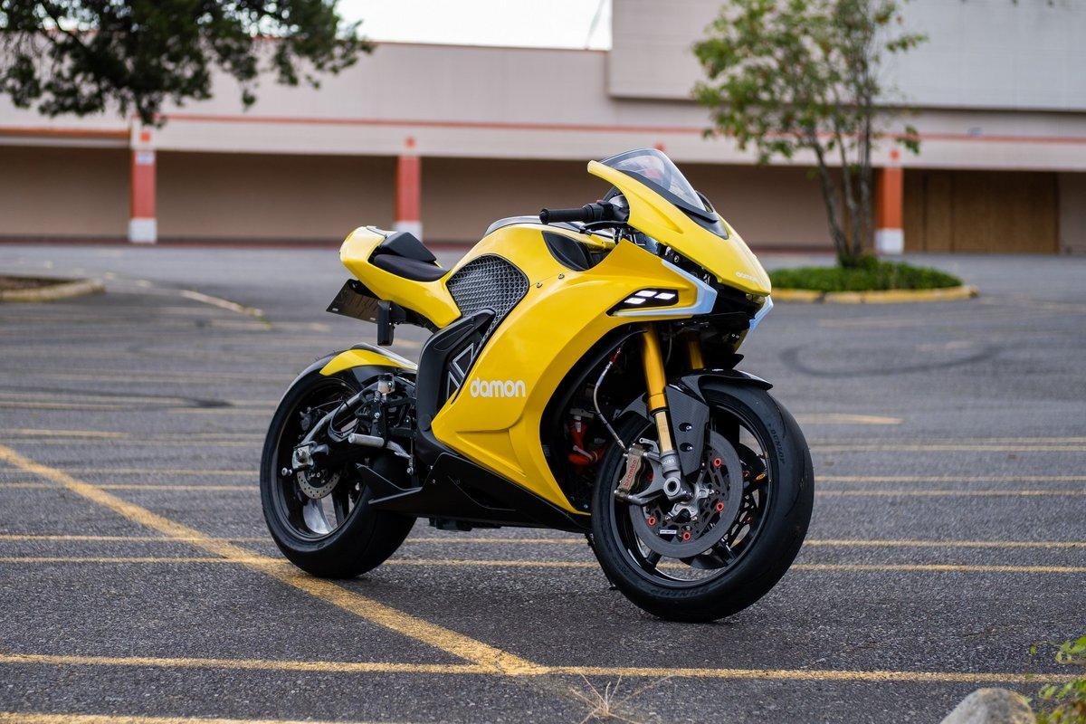 Damon HyperSport SE © Damon Motorcycles