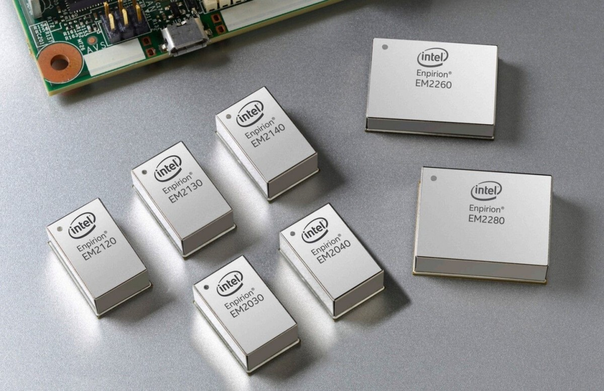 Intel Enpirion © © Intel via TechPowerUp