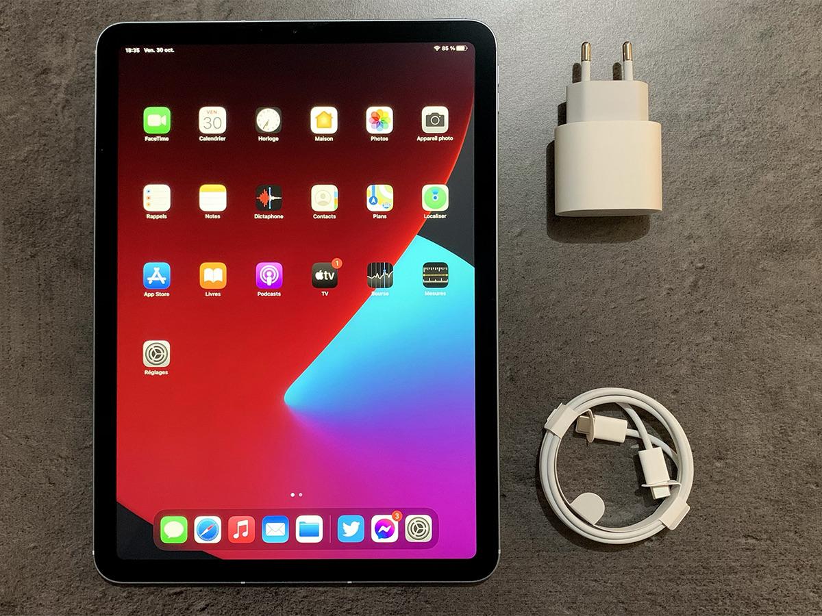iPad Air © Mathieu Grumiaux pour Clubic
