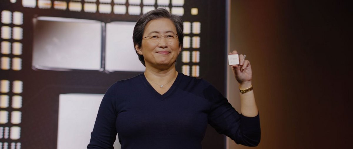 Dr. Lisa Su © AMD