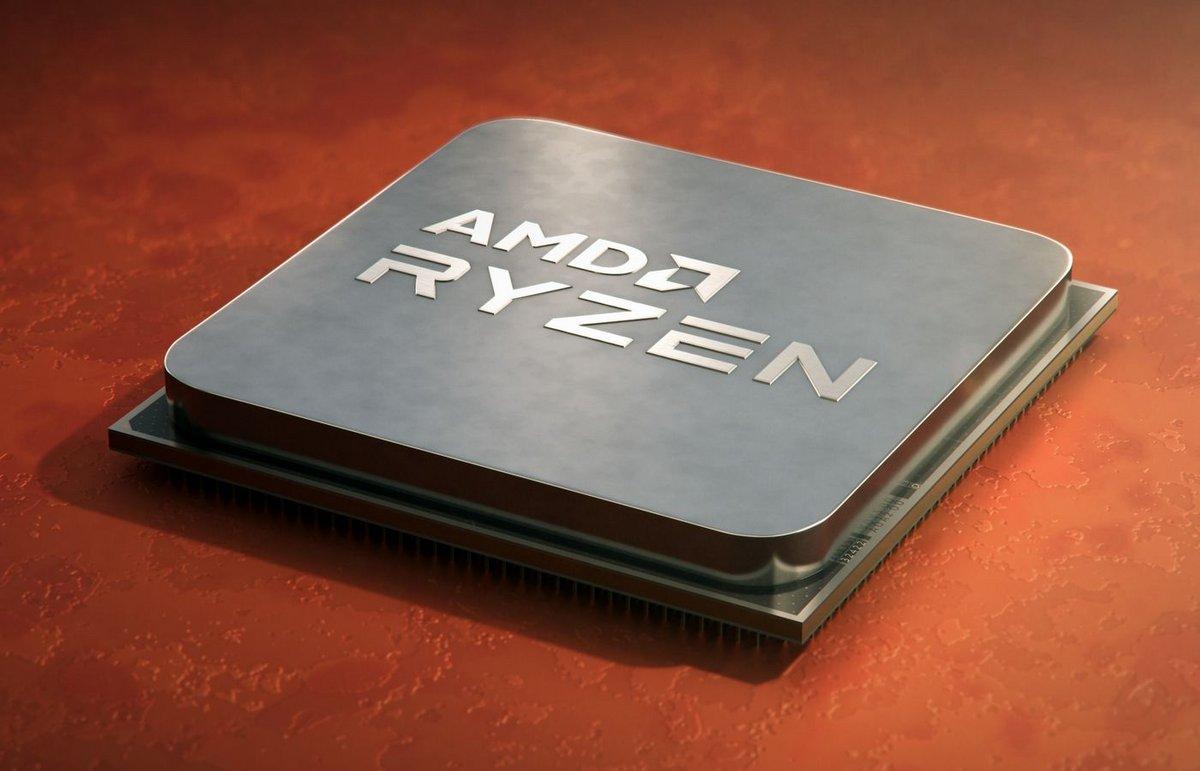 AMD Ryzen 9 5950X © AMD