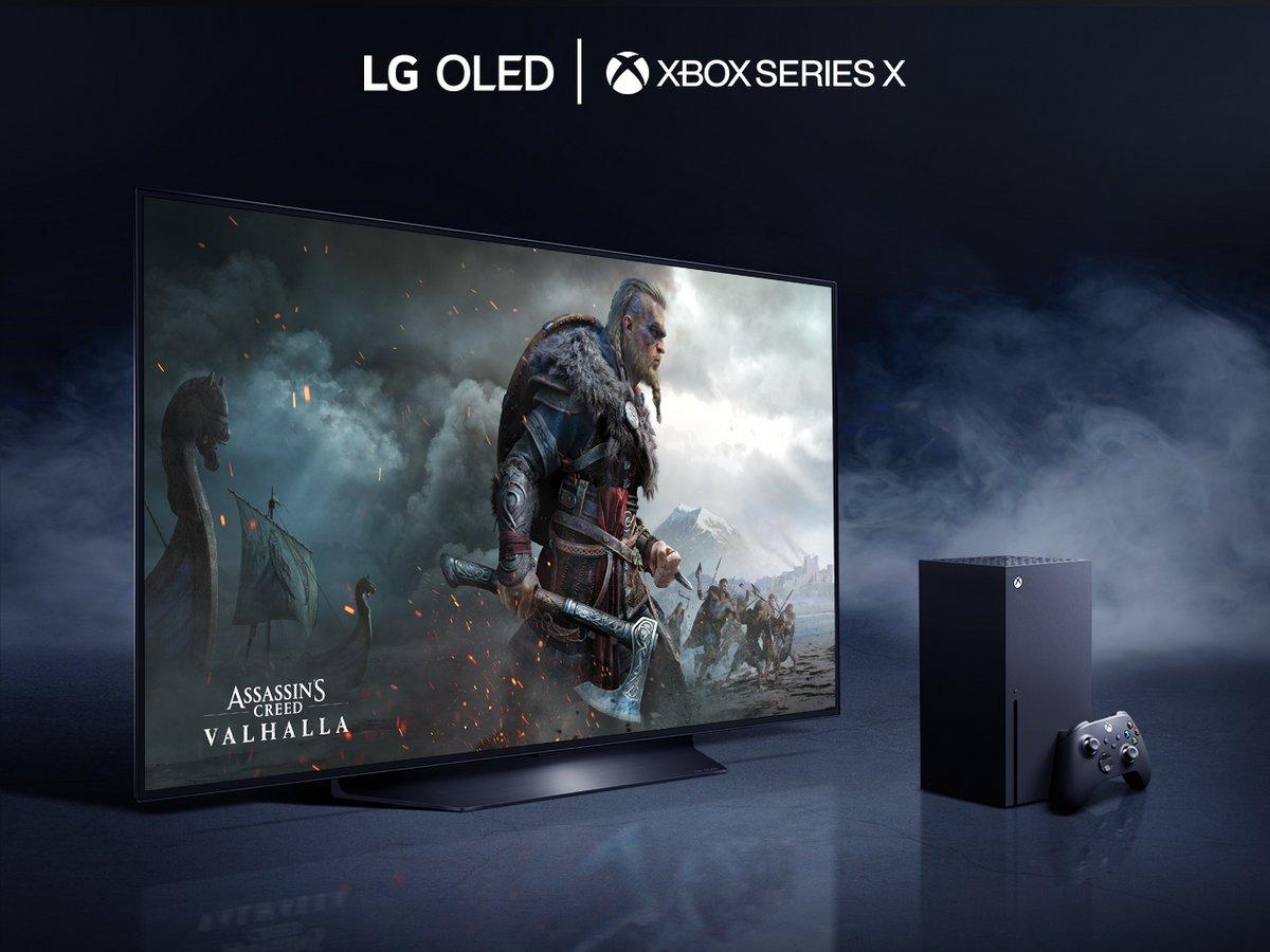LG Xbox Series X