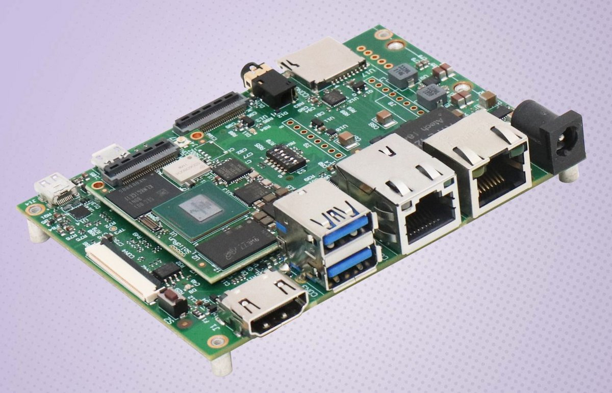 Solidrun i.MX8M Plus © Tom's Hardware