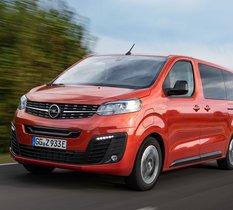 Essai Opel Zafira-e Life : van électrique pour grandes familles