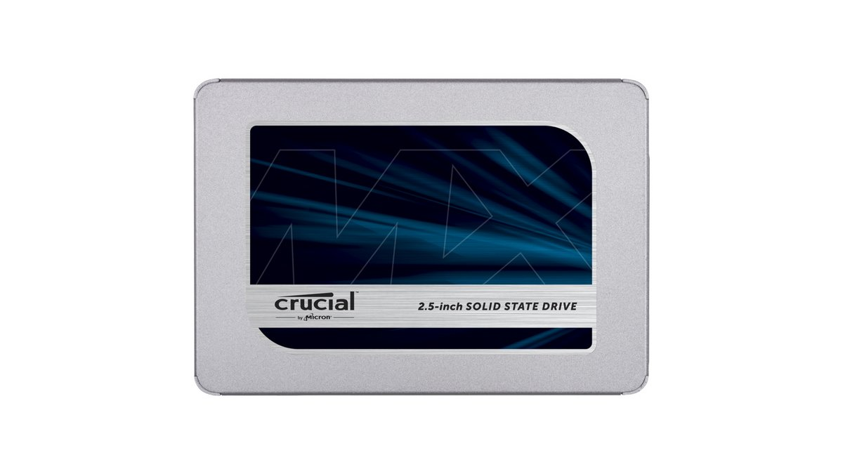 Crucial MX500 500GB BP