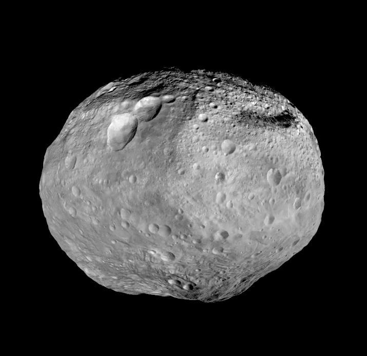 Vesta Asteroid © NASA