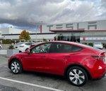 Le Tesla Model Y reçoit les mêmes évolutions esthétiques que la Model 3