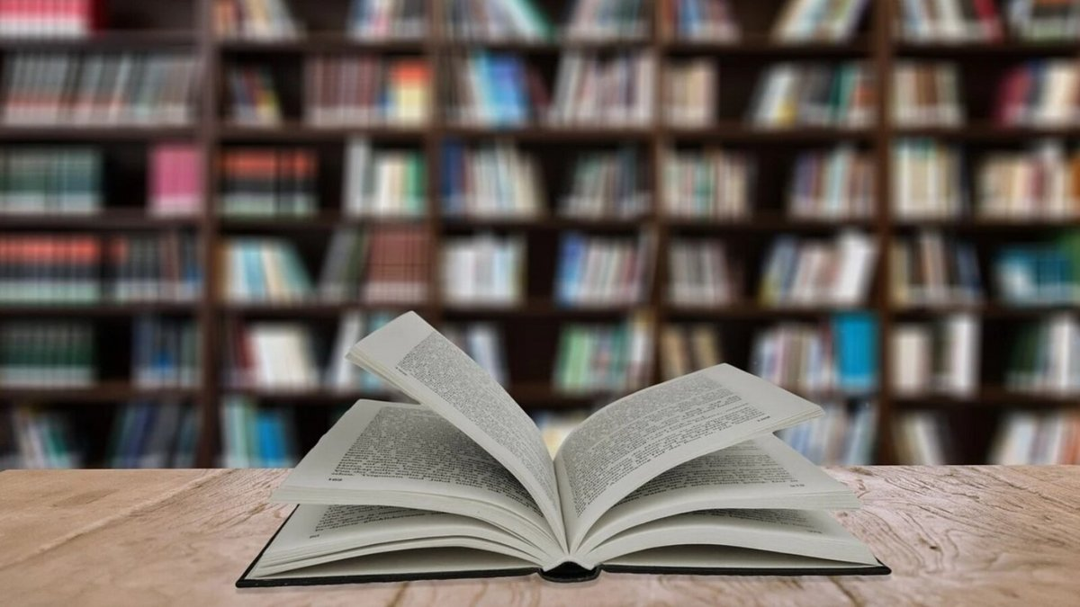 librairie livre © Pixabay