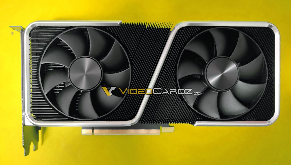 NVIDIA GeForce RTX 3060 Ti © © Videocardz.com