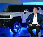 La version SUV du Hummer EV a fait une apparition surprise en vidéo