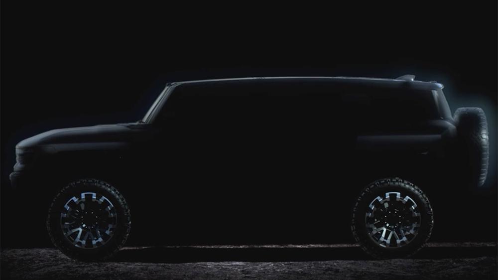 Hummer SUV © Spot de pub, General Motors