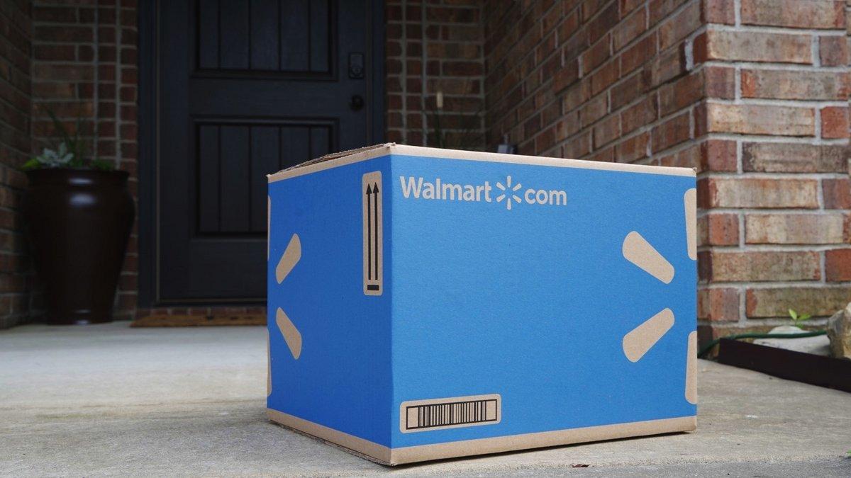Walmart colis © Walmart
