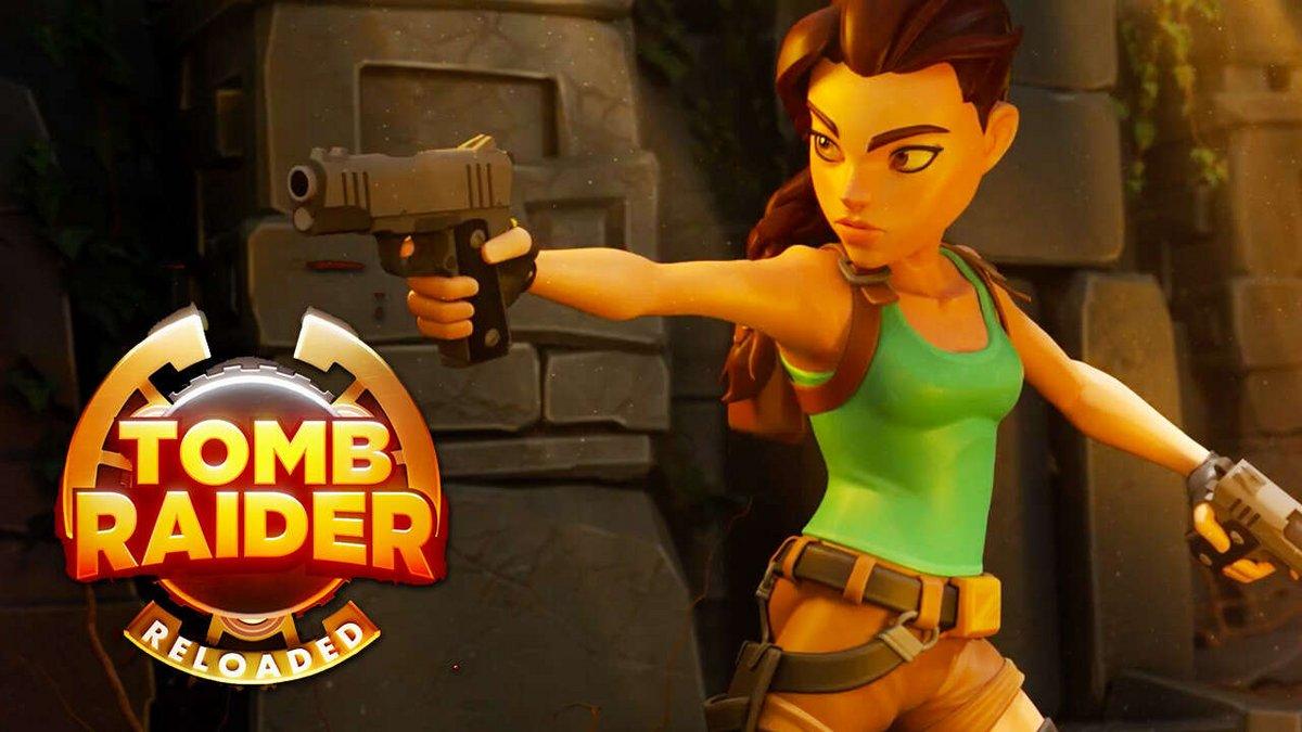 Tomb Raider Reloaded © Square Enix
