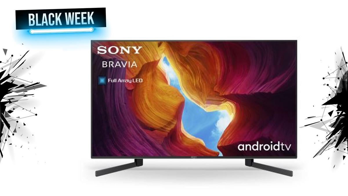 Sony led 4k 49 bravia blak friday