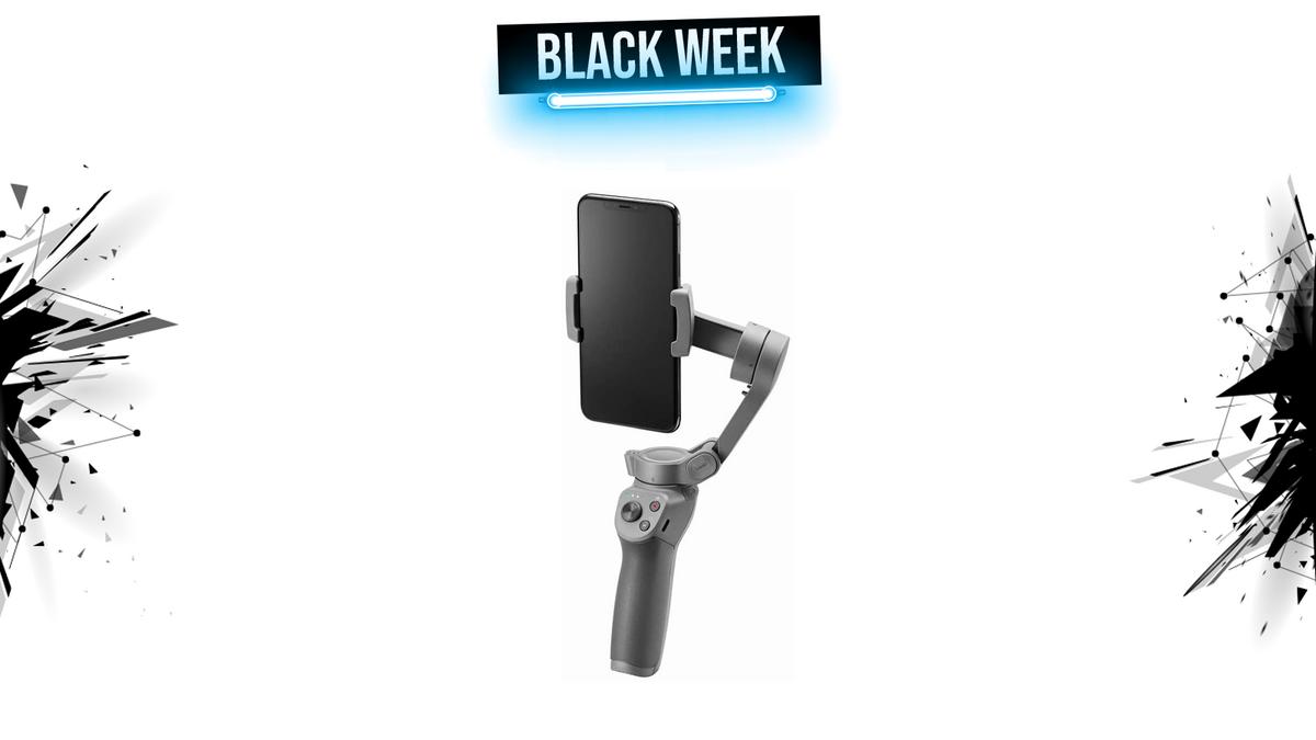 dji osmo mobile 3 black week