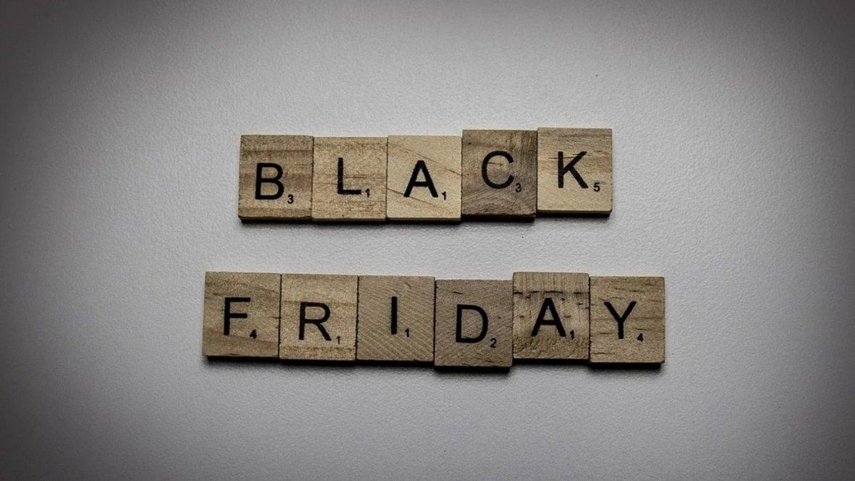 Black Friday © Pixabay