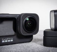 Test GoPro Max Lens Mod : l'accessoire qui métamorphose la Hero 9