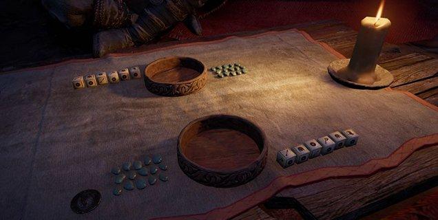 Assassin's Creed Valhalla : il sera bientôt possible de jouer à l'Orlog pour de vrai
