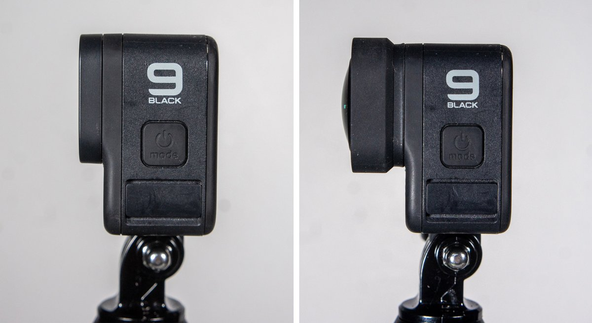 GoPro Max Lens Mod © David Nogueira