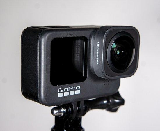GoPro module d'objectif Max