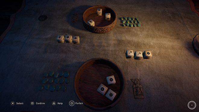 Assassin's Creed Valhalla Orlog © Ubisoft
