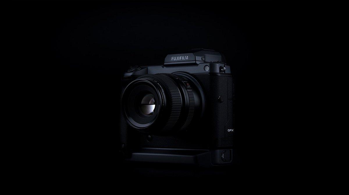 Fujifilm GFX100 IR