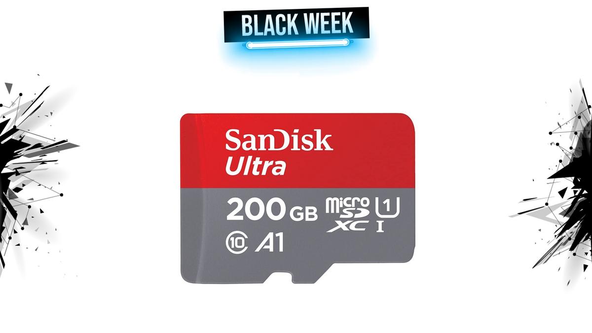 sandisk 200 black week
