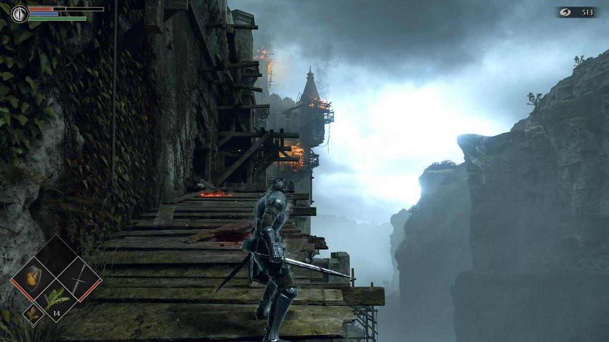 Demon's Souls test