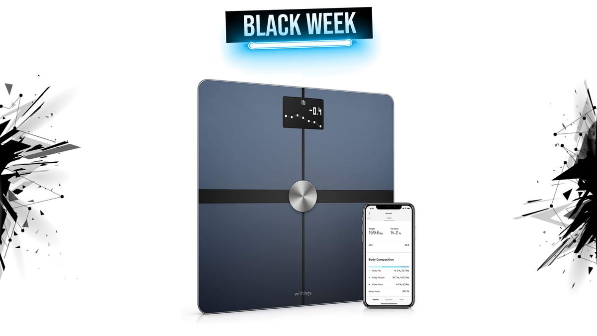balance withings black week