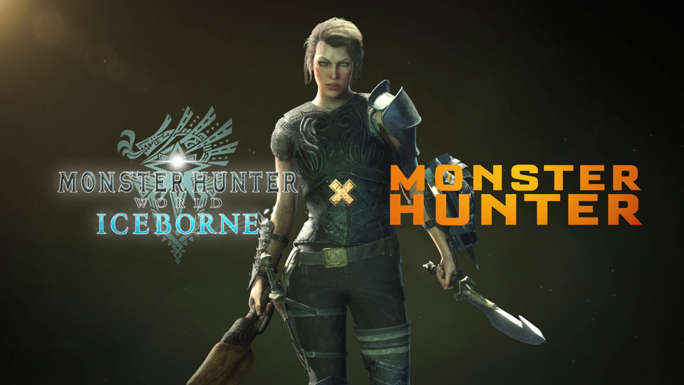 Monster Hunter Iceborne x Film © CAPCOM