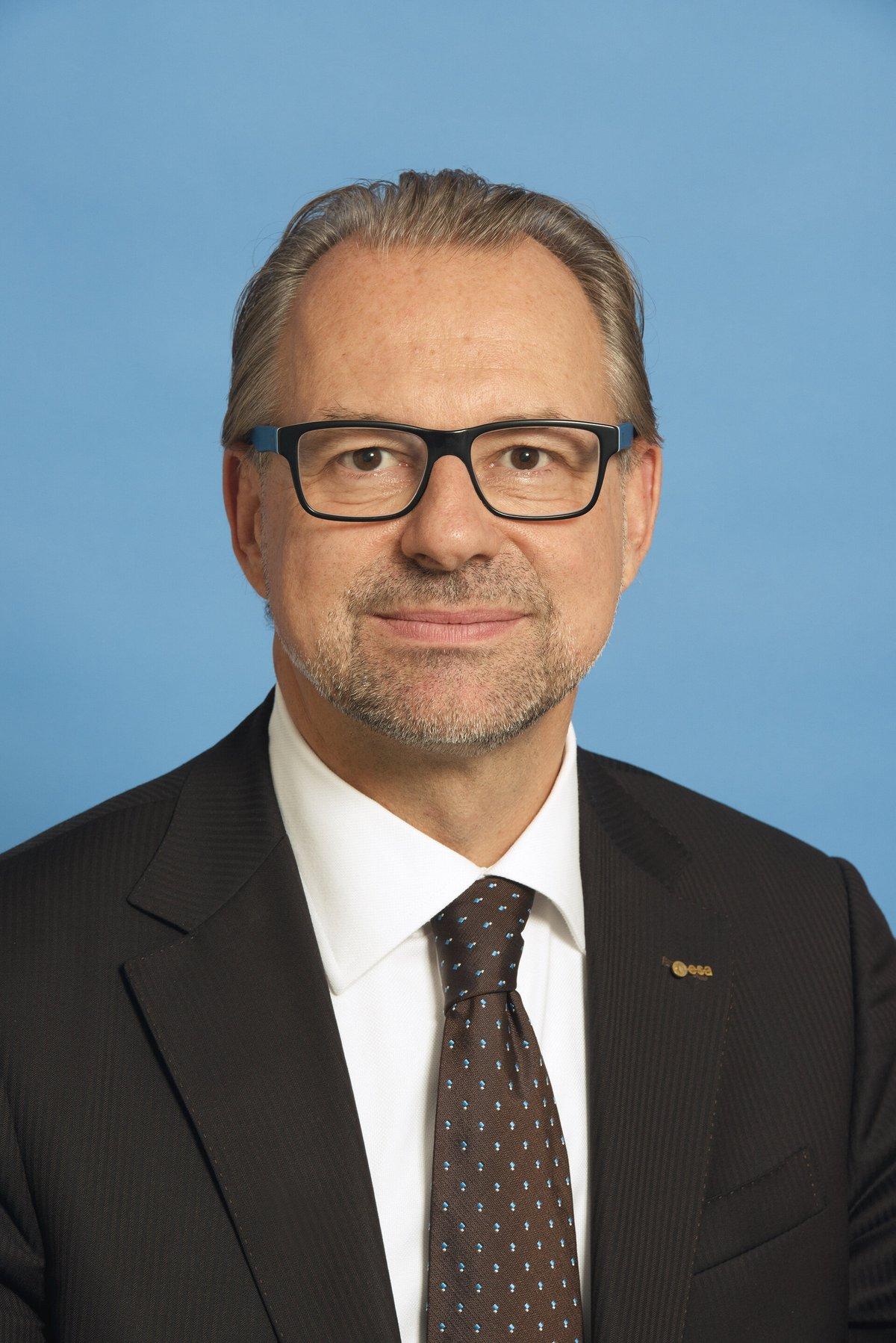 Josef Aschbacher - directeur ESA © ESA