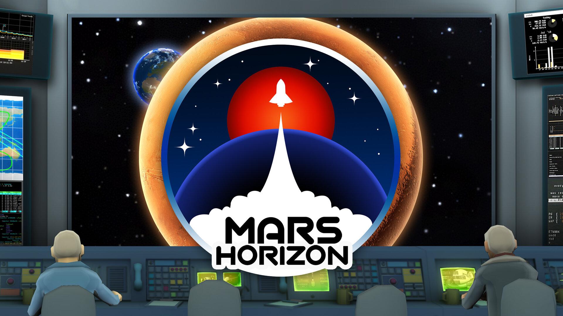 """L'ESA sort un jeu vidéo """"Mars Horizon"""" en collaboration avec le studio Auroch Digital"""