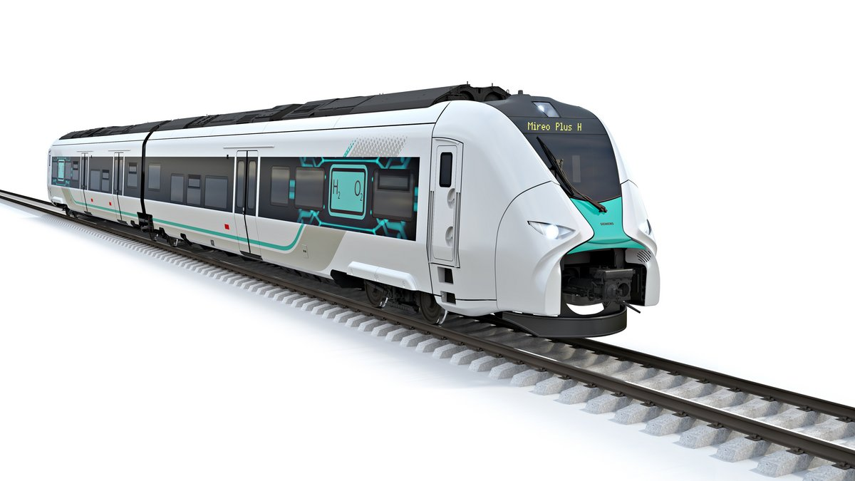 Mireo Plus H Train Hydrogène © Siemens