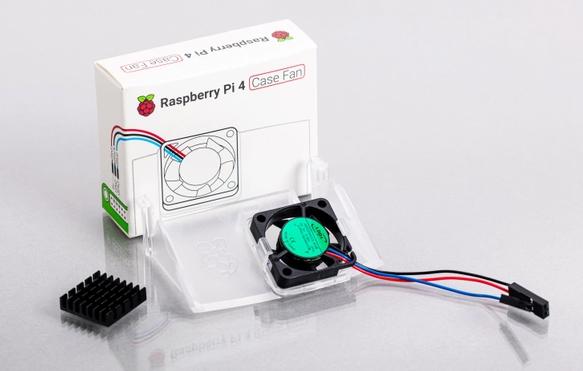Raspberry Case Fan
