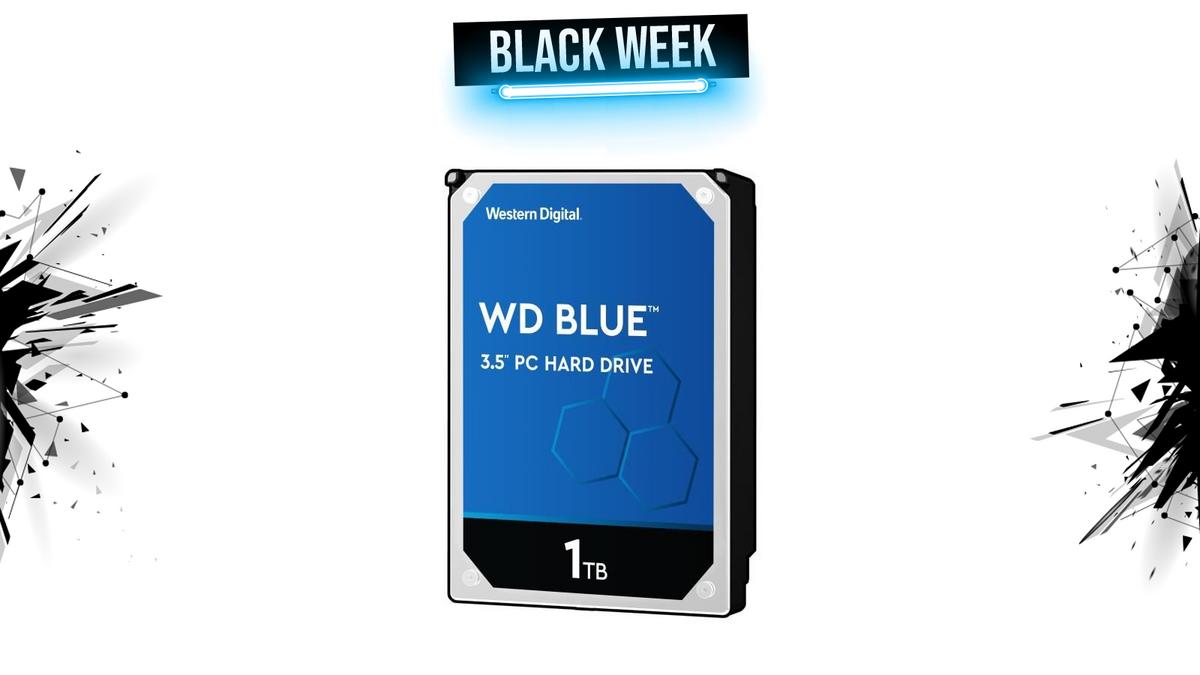 wd blue 1to black week