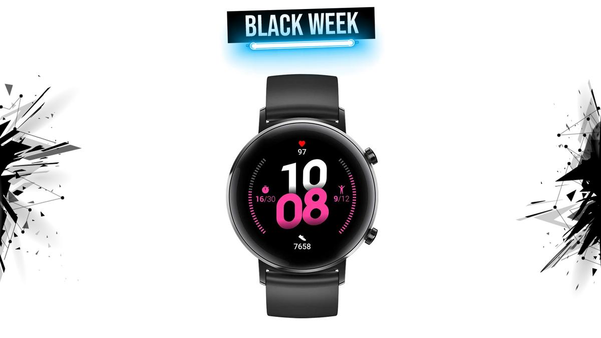 huawei watch gt 2 black week