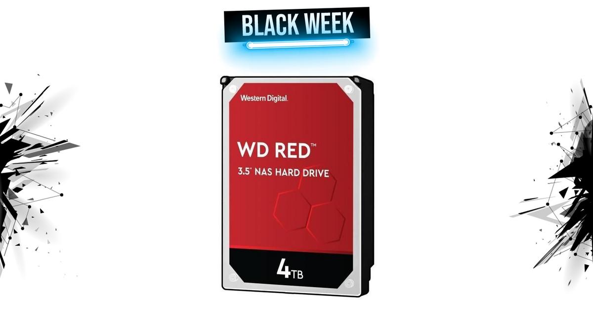 wd red black week