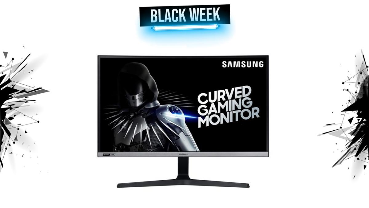 ecran samsung black week