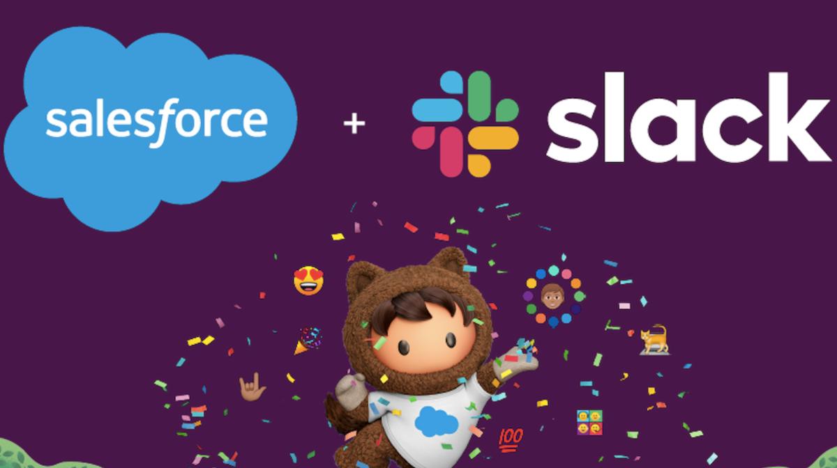 salesforce+slack
